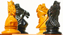Chess pieces 40